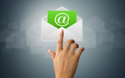 Email Functions in the Control Panel